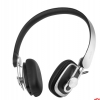 Moshi's styling Avanti Air Wireless On-Ear Headphones let them share music with friends. ($300, Moshi.com)