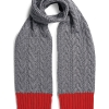 The cozy but chic Laetly All-Natural Wool Scarves are unisexy.($68 and up, Laetly.com)