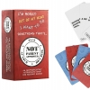 The genius premise behind the award-winning, Not Parent Approved Card Game (letting the kids behave inappropriately) is a great way to the get the entire family's noses out of their devices and connect.