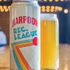 Harpoon Rec. League Beer is brewed with buckwheat, chia seeds, and sea salt so drink with impunity (prices vary HarpoonBrewery.com)