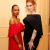 Janet Mock (L) and Our Lady J