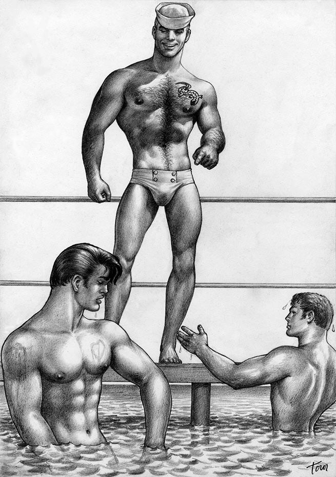 Tom of Finland: The Official Life and Work of a Gay Hero