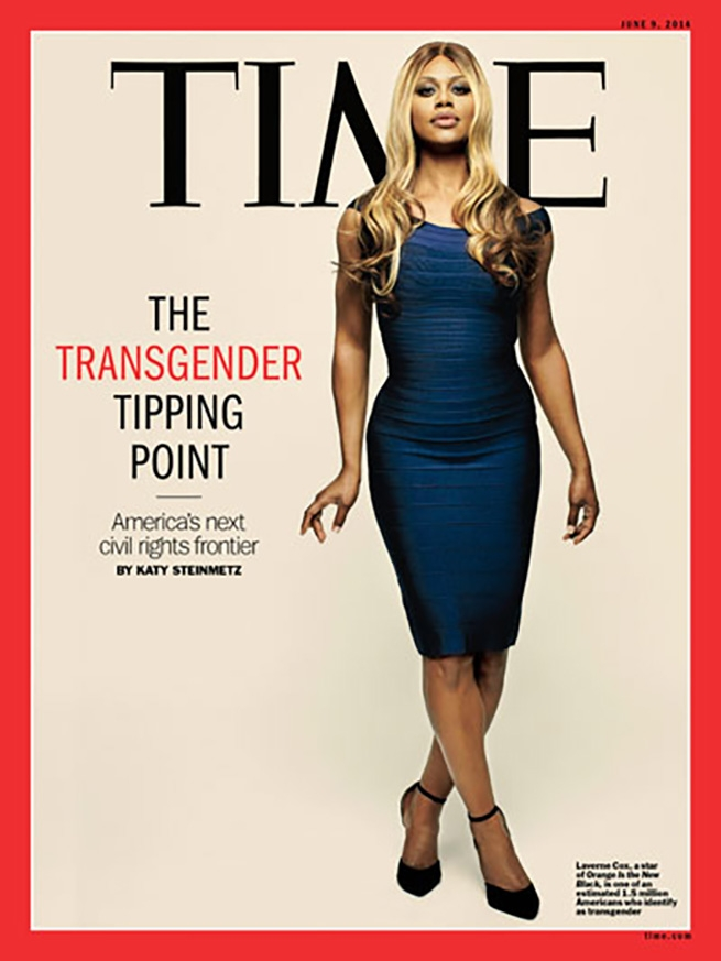 The Transgender Tipping Point