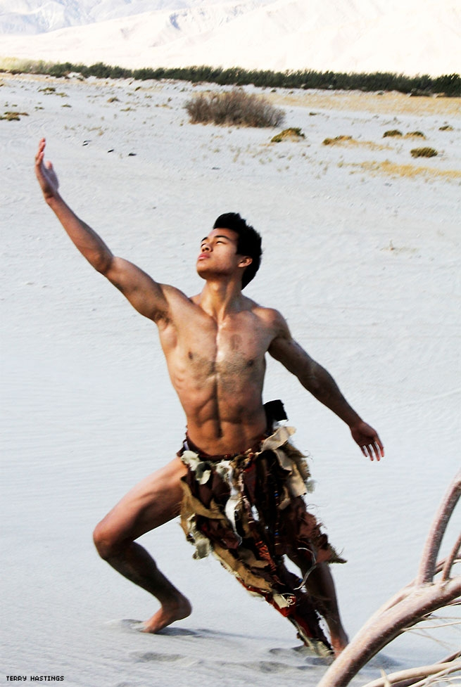 The Joy and Beauty of Asian-American Men