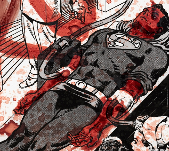 Can You Save Superman?–New Project–Queer Blood