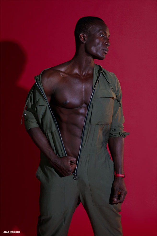 Fashion and Flesh from Stas Vokman