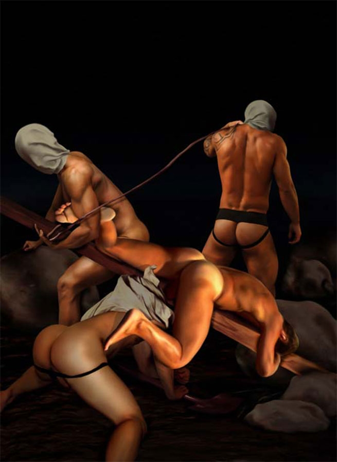 Tom of Finland Emerging Artist Competition