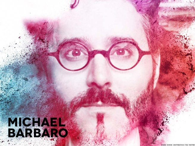 43. Michael Barbaro — Reporter, The New York Times; Host, The Daily