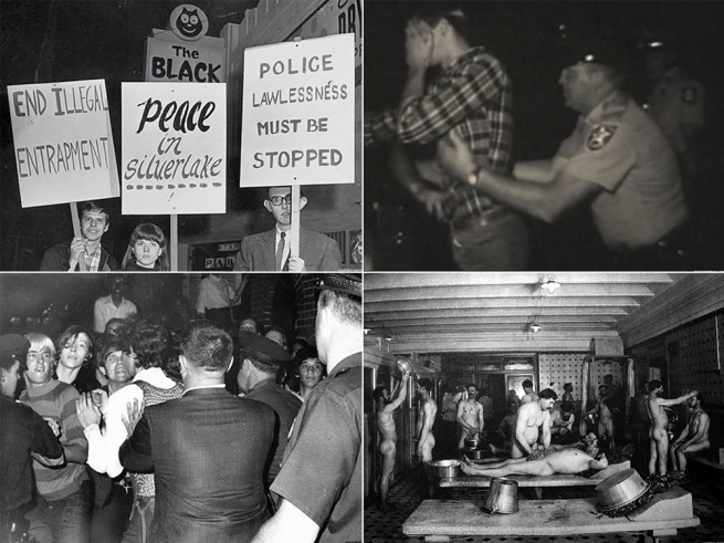 The Interconnected History of LGBT Rights and Police Raids