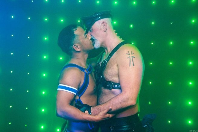 26. DO respect your elders at leather bars.