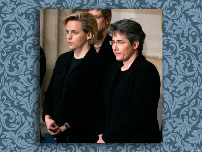 Mary Cheney and Heather Poe