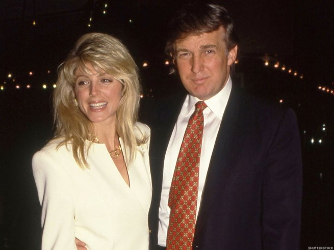 A Chronological List of Trump's Known Mistresses
