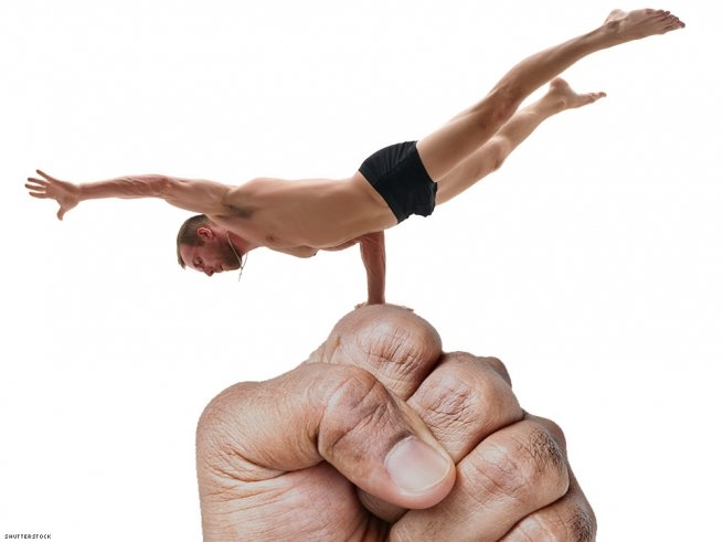 7. Understand that fisting is an extreme sexual sport. All sports have risks.