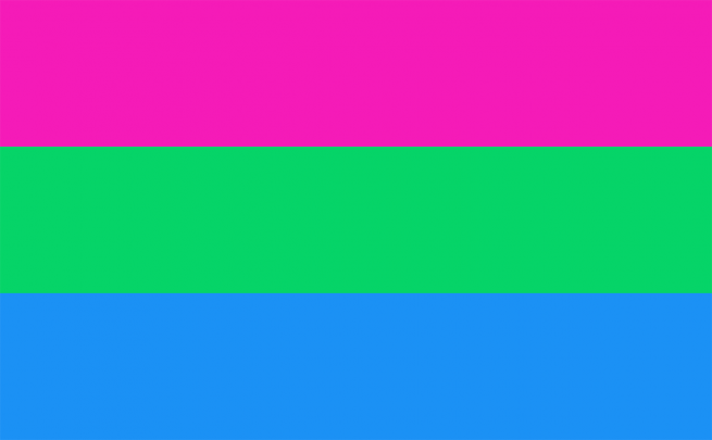 Polysexual Flag