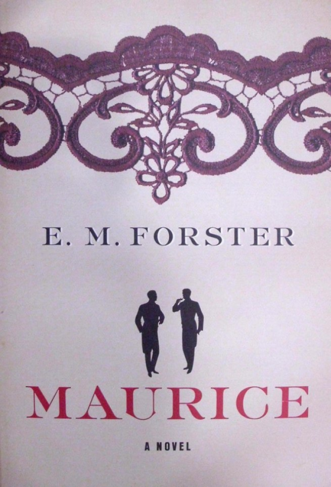5. Maurice, by E.M. Forster