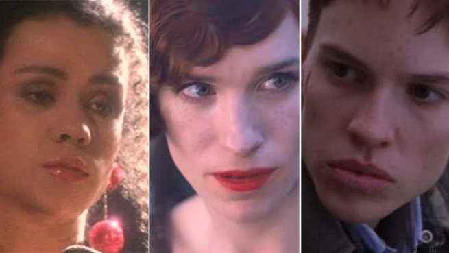Hollywood Has a Long History of Casting Cis People as Trans