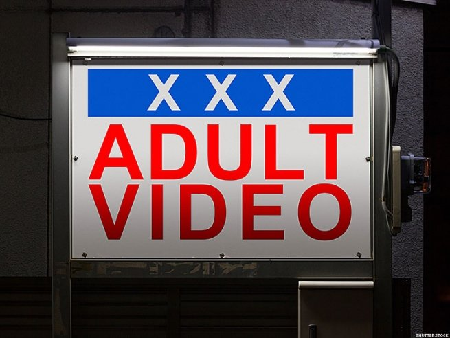 9. Adult Video Stores
