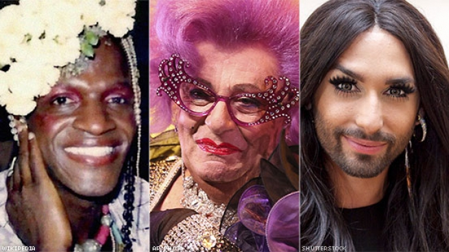 Drag Performers Who Changed the World