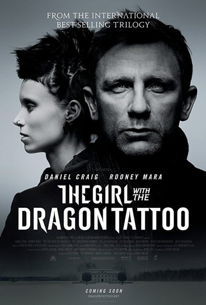 The Girl With The Dragon Tattoo (2011) – 86%
