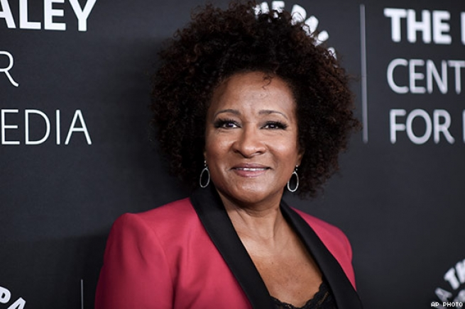 Wanda Sykes Makes It Loud and Clear