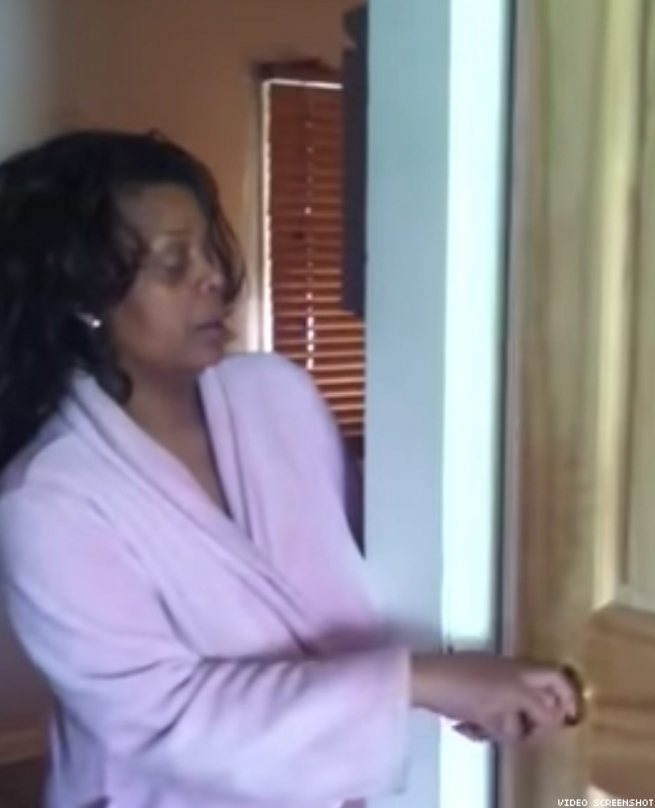 Mom Reacts to Son Coming Out of the Closet — With an Actual Closet