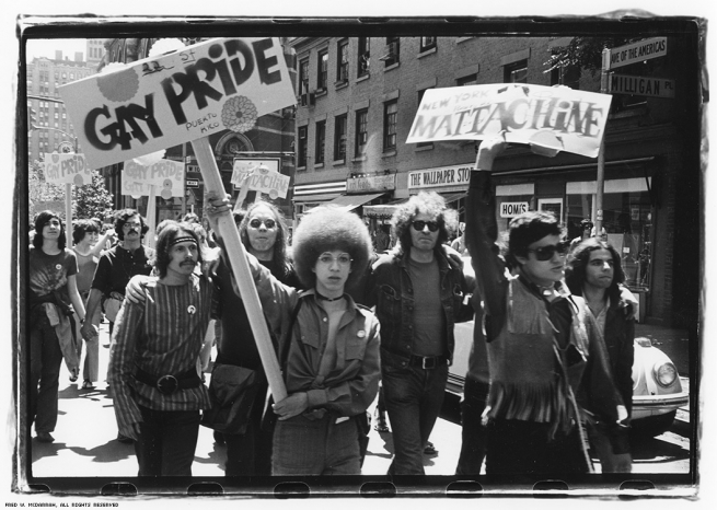 The first Stonewall anniversary march, held on June 28, 1970, was organized by the Christopher Street Liberation Day Committee, led by Foster Gunnison and Craig Rodwell.