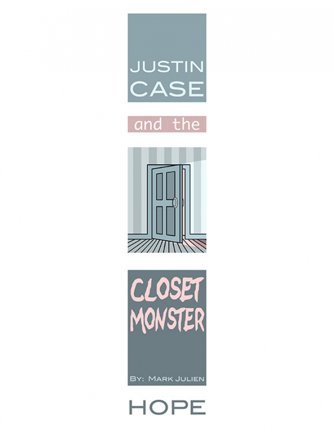Justin Case and the Closet Monster