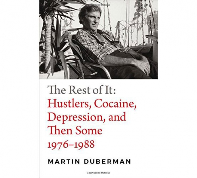 The Rest Of It: Hustlers, Cocaine, Depression, and Then Some 1976-1988