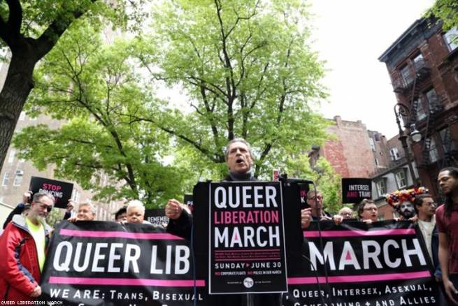 1. Queer Liberation March – June 30