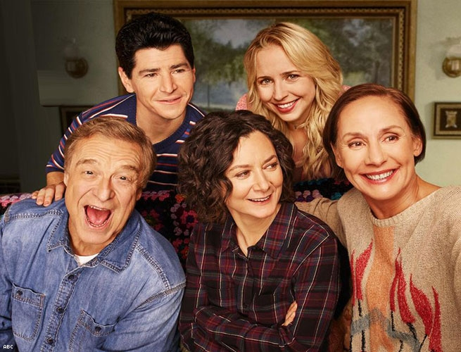 The Conners (Premieres September 24 on ABC)
