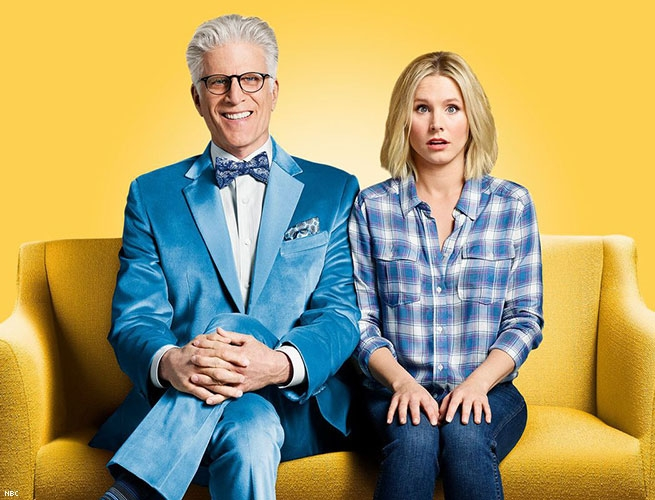The Good Place (Premieres September 26 on NBC)