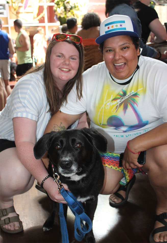 The Dog Days of Summer at Sidetrack