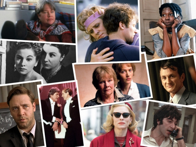 61 Straight People Who Earned Oscar Nominations in Queer Roles