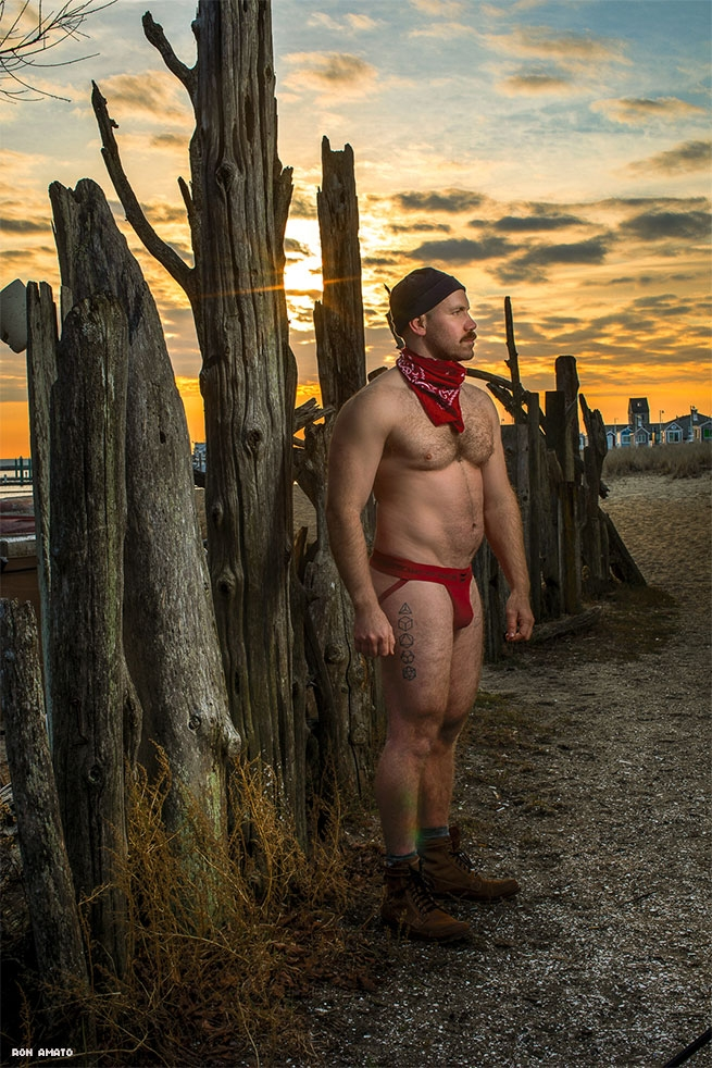 Ron Amato Winter in Provincetown
