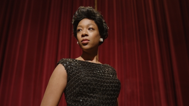 Episode 3: Samira Wiley as Lorraine Hansberry