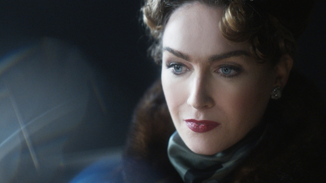 Jamie Clayton as Christine Jorgensen