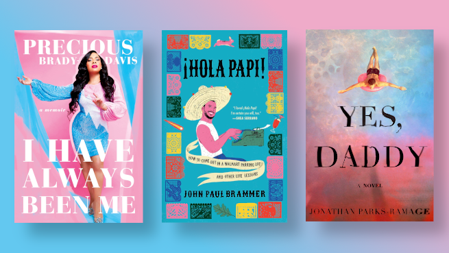 The 5 Most Exciting LGBTQ+ Debuts to Read This Summer