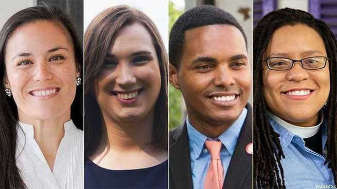LGBTQ+ Candidates to Watch on Election Night