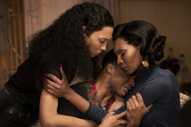 Scene from Pose finale