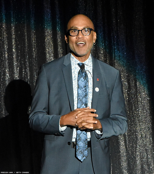 President and CEO of Black AIDS Institute Phill Wilson