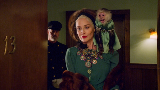 Sharon Stone as Lenore Osgood
