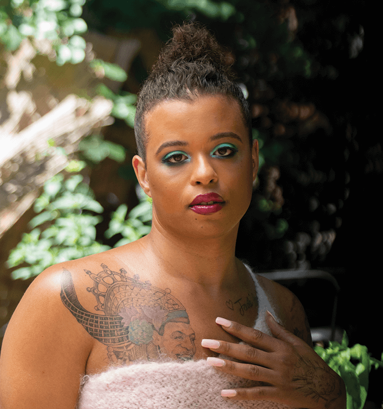 Tourmaline and Other Disabled LGBTQ+ Creatives Imagine a Better Tomorrow