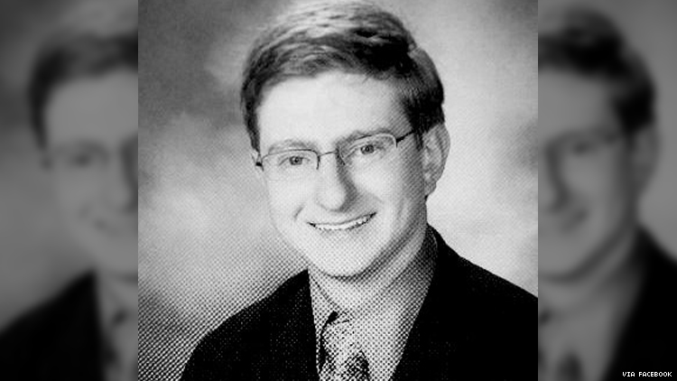 A photo of Tyler Clementi