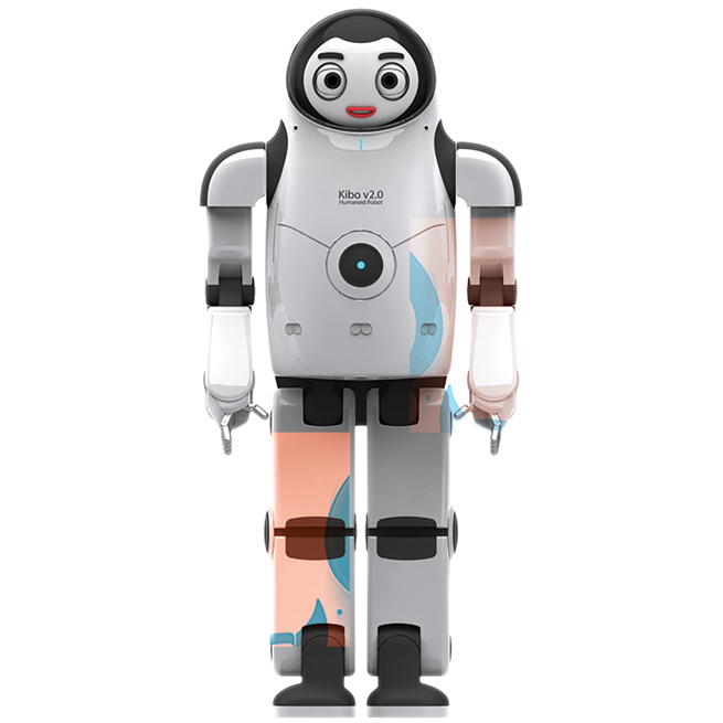 The KIBO robot from KinderLab Robotics is the perfect way to incentivize children age 4 to 7 to learn about STEAM