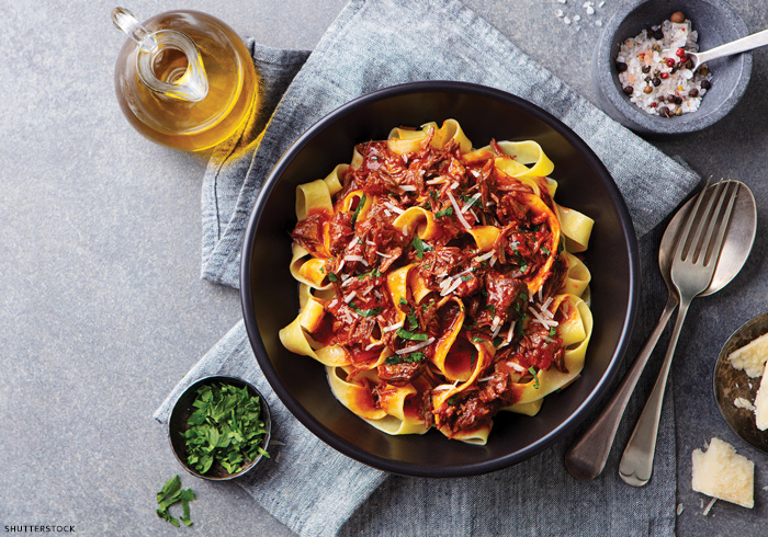 'Say I Do's' Chef Gabriele Bertaccini savors life and reveals to The Advocate this recipe for Parpadelle Ragu