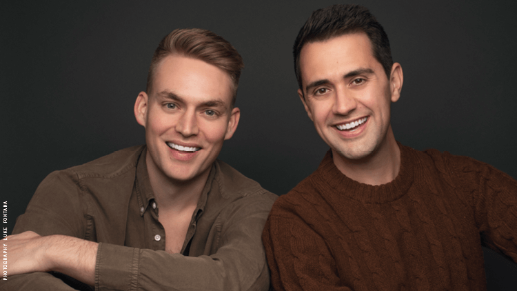 The Amazing Race winners Will Jardell and James Wallington talk about their strategy, their wedding plans, and their dreams of traveling — with fans.